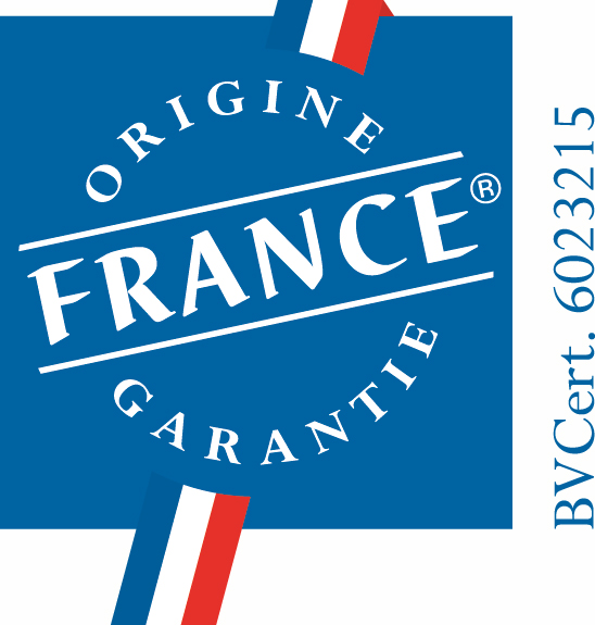 Logo Origine France Garantie.