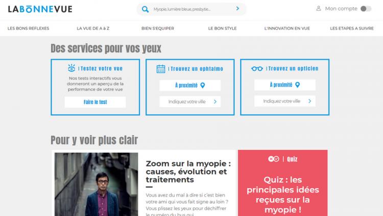 LaBonneVue.fr